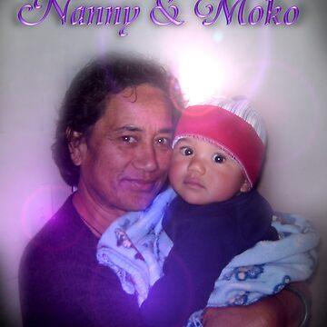 Mum & her grandson by kre8ted4u