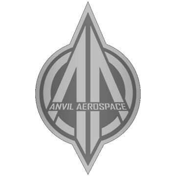 Star Citizen Anvil Aerospace by FlashFireTees