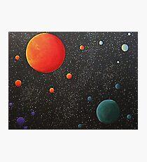Planetary Gangland (Alpha Class) Photographic Print