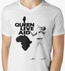 Queen Aid Men's V-Neck T-Shirt