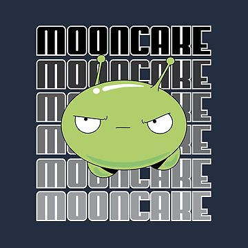 Angry Mooncake by Caldofran