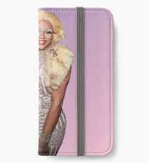 Chi Chi DeVayne - Pastel iPhone Wallet/Case/Skin