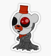 Molten Freddy Stickers | Redbubble