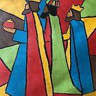 3 Kings of Orient by Jane Domenech