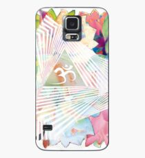 psychedelic trance Case/Skin for Samsung Galaxy