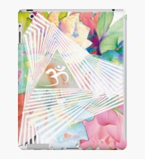 psychedelic trance iPad Case/Skin