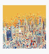 Philadelphia-Panorama Fotodruck