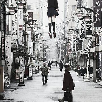 flashback in tokyo by nastycandy