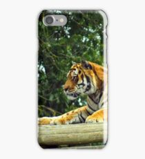 Sheer concentration iPhone Case/Skin