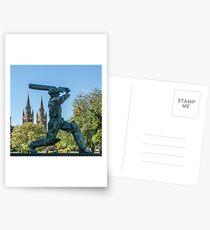 Sir Donald Bradman (The Don)  Postcards