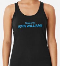 Music by John Williams Women's Tank Top