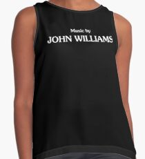 Music by John Williams 2 Sleeveless Top