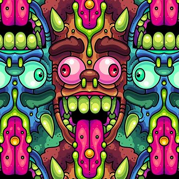 Tongue Ghoul by artdyslexia