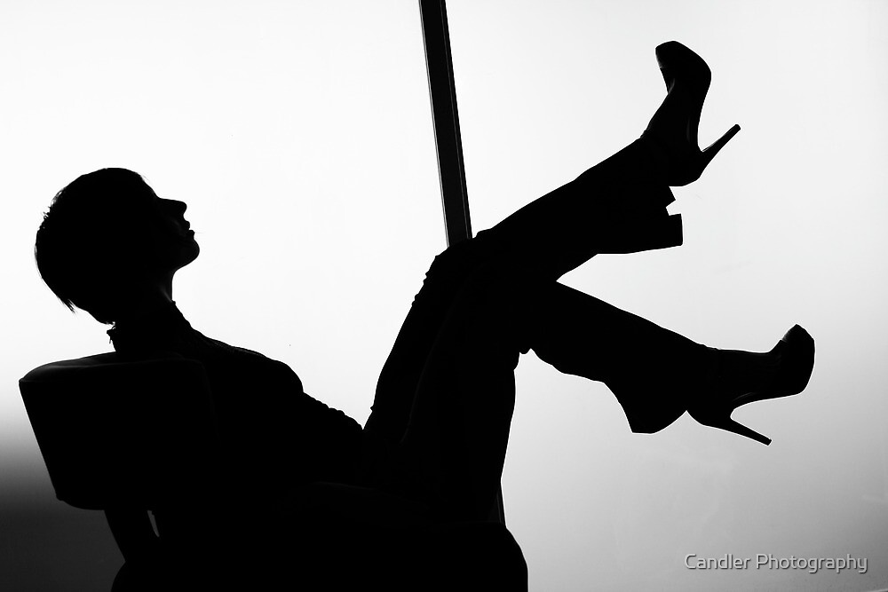 'Silent Silhouette' by Candler Photography