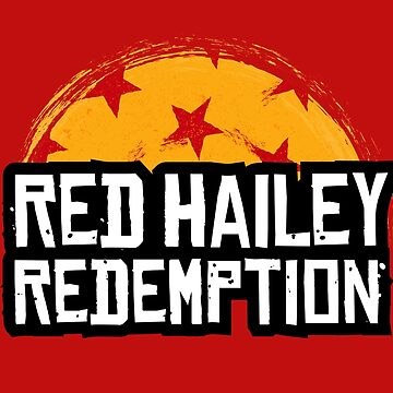 Red Hailey Redemption by kamal-creations