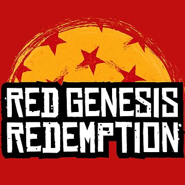 Red Genesis Redemption by kamal-creations
