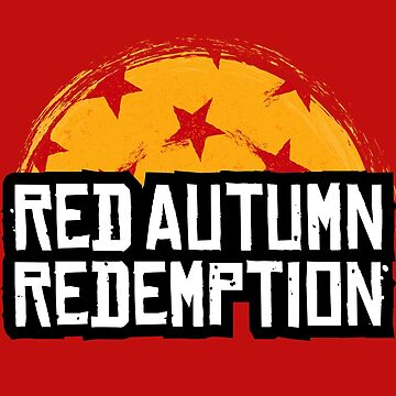 Red Autumn Redemption by kamal-creations