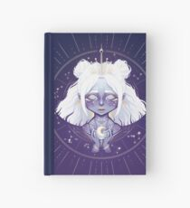 Lunar Guardian Hardcover Journal