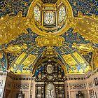 Germany. Munich. Rezidenz. Small Palace Chapel. by vadim19