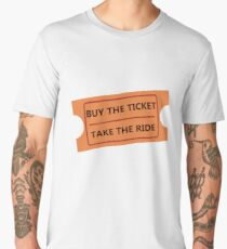 Fear and Loathing in Fair Grounds Men's Premium T-Shirt