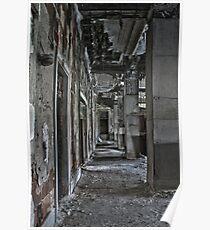 Urban exploration Poster
