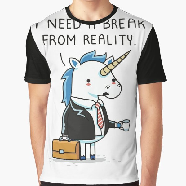 Need a break Graphic T-Shirt