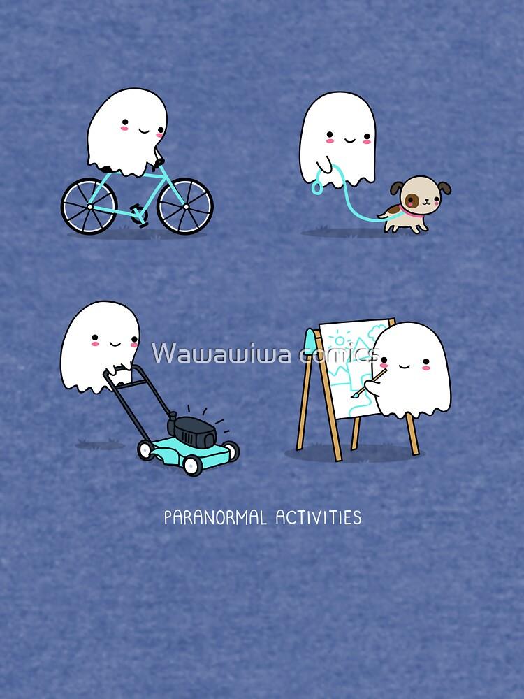 Paranormale Aktivitäten von AndresColmenare