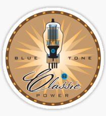 Blue Tone - Classic B Sticker