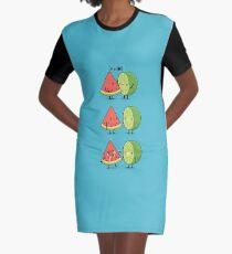 Erster Kuss T-Shirt Kleid