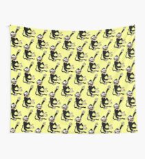 Happy Monkey!  Wall Tapestry
