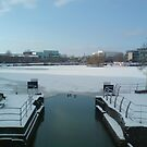 The Brayford Pool by Mister