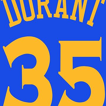 Kevin Durant Jersey by RatTrapTees