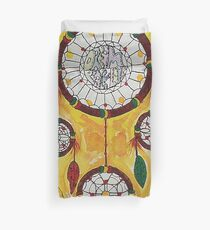Dream peace and love Duvet Cover