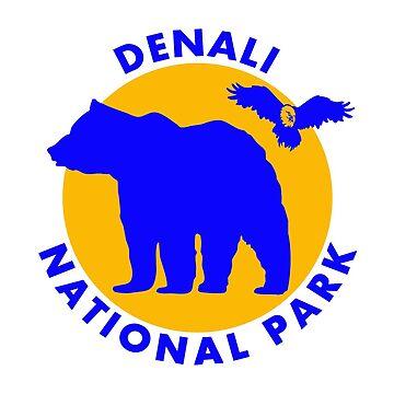 Denali National Park by dgpaul