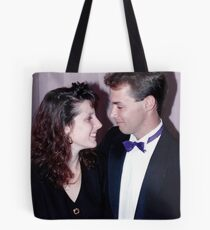 Fiona and Bruce Tote Bag
