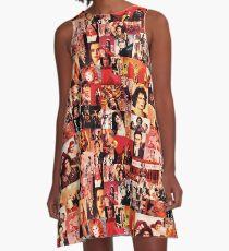 Oh, Rocky! A-Line Dress