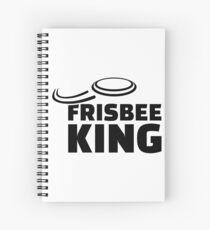 Cuaderno de espiral Rey del disco volador