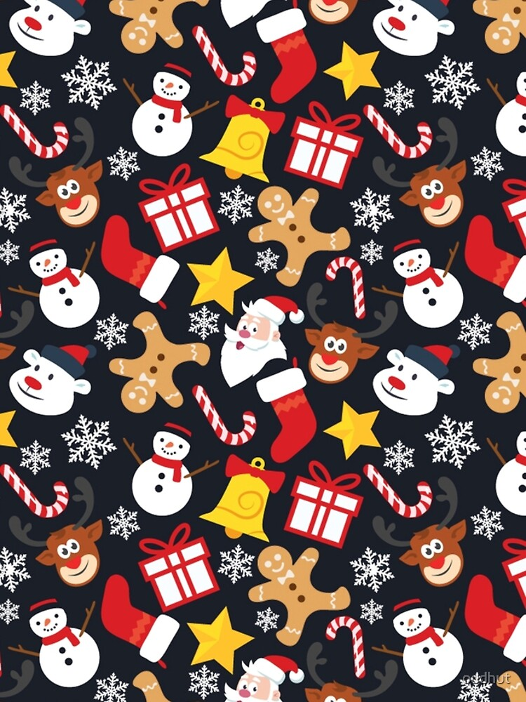 Cool Christmas Collage by oddhut