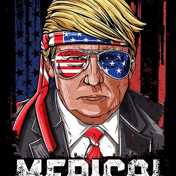 4th of July Shirts for Men Trump Merica Boys Kids Murica by LiqueGifts
