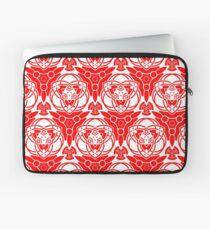 Red Design 2 Laptop Sleeve