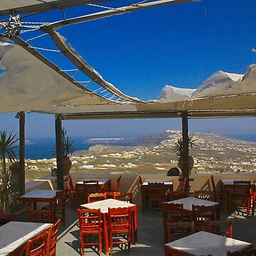 A View from Pyrgos by lenzart