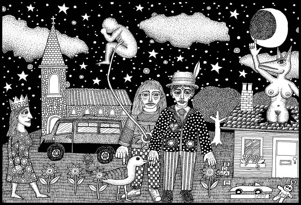 Birth Of An Unusual Dream by Dee Sunshine
