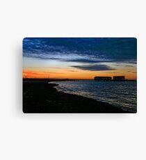 Queenscliff Sunrise Canvas Print