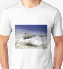 Sting Ray at Play Unisex T-Shirt