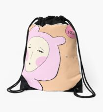 Rejection Drawstring Bag