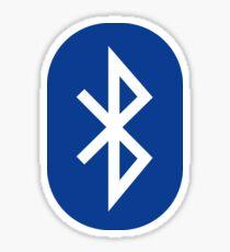 Bluetooth-Logo Sticker