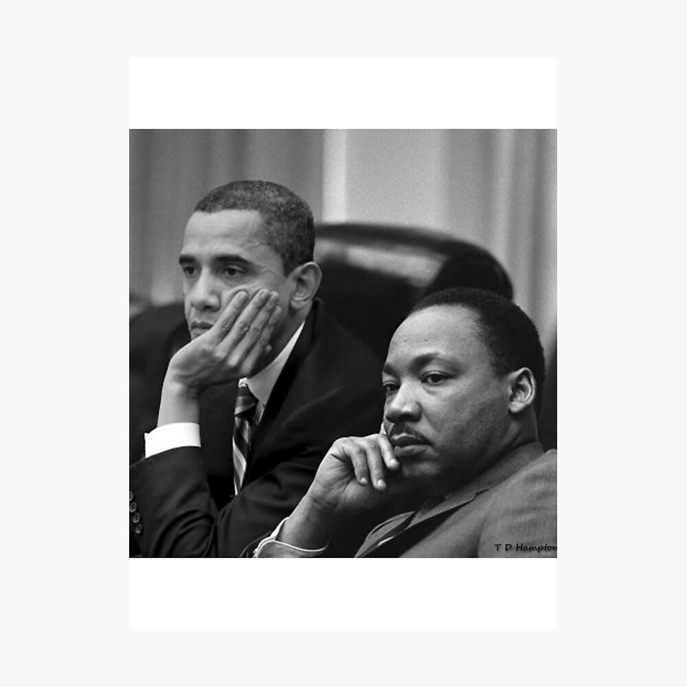 ObaMartin Lámina fotográfica