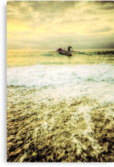 Surf Lifesavers by Matthew Jones