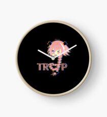 Chibi Astolfo Trap anime Clock