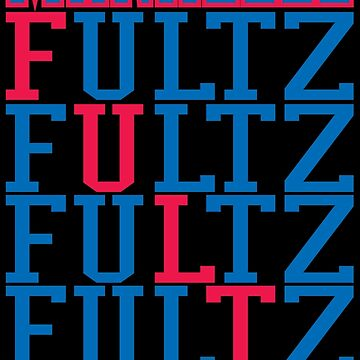 Markelle Fultz Word Art by RatTrapTees